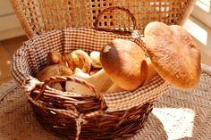 Karl Johan mushrooms from our back yard Autumn, Fall, Stuffed Mushrooms, Backyard, Lunch, Vegetables, Stuff Mushrooms, Patio, Eat Lunch