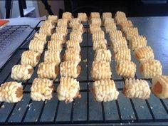 Kueh Splendour 1: Roll up/Open Pineapple Tart Recipe (melt in mouth) - YouTube