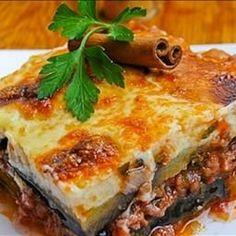 My favorite Greek dish--Moussaka http://www.relish.com/recipes/old-world-greek-moussaka/