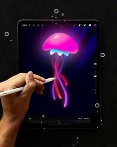 Digital Painting Tutorials, Digital Art Tutorial, Art Tutorials, Digital Paintings, Digital Art Beginner, Drawing Course, Animation Tutorial, Ipad Art, Digital Drawing Tablet