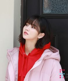 Kim sohyun for soup_official🍀🍁 Asian Actors, Korean Actresses, Korean Actors, Actors & Actresses, Dramas, Kim Sohyun, Girl Artist, Boys Over Flowers, Nayeon