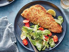 Trout gets an extra-crispy crust from the almonds. You could sub flounder for the trout and pecans or walnuts for the almonds. The delica...