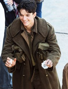7-21-17: Dunkirk was amazing, both Harry and Fionn did amazing I'm so proud of my boys.