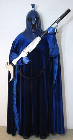 Rebel Legion :: Viewing costume :: Senate Guard details for inner costume
