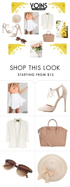 """""""#yoins #contest"""" by malamely ❤ liked on Polyvore featuring Charlotte Russe, Jolie Moi, Givenchy, yoins and yoinscollection"""