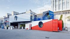 Containerwerk showcases solution for building with shipping containers