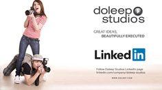 Follow Doleep Studios LinkedIn page:  http://www.doleep.com #business #entrepreneur