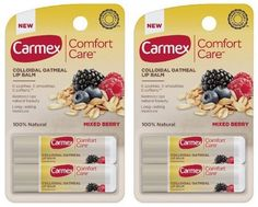 Carmex Comfort Care Lip Balm Only $0.75!