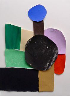 Nicolas Burrows / Collage