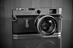 Canon P with 50mm f/1.4, via Flickr.