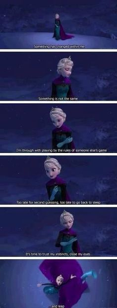 I'm starting to think I should just make a board for Frozen/Wicked crossovers.