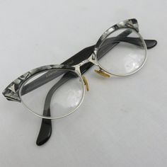 fa82c651d64 Vintage Mother of Pearl Browline Glasses or Sunglasses by American Optical  - 1950s Eyeglasses. Vintage Glasses FramesWomens ...