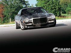 1972 Chevrolet Camaro - Camaro Performers Magazine