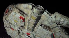 Completed » Millennium Falcon [Fine Molds 1/72 Scale]   FichtenFoo