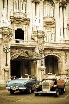 La Habana en donde yo naci