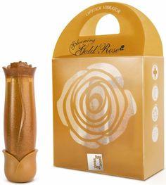 Stimulateur vibrant Blooming Gold Rose - Masturbateur femme - my-sexshop.fr®