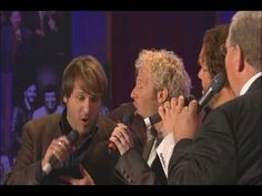 He Touched Me from Gaither Vocal Band Reunion Volume 1 featuring Buddy Mullins, Marshall Hall, David Phelps and Lee Young Gaither Vocal Band, Southern Gospel Music, Christian Music Videos, Lee Young, Spiritual Songs, Inspirational Music, Praise Songs, Film Music Books, Music Mix