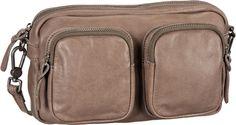 Cowboysbag Linton Elephant Grey - Umhängetasche