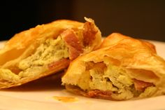 Ham and Egg hand held pies