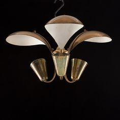 Valinte brass chandelier.