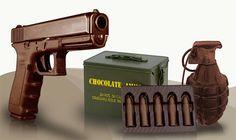 war chocolate