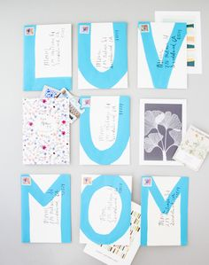 Mailable Mother's Day DIY