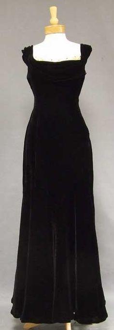 Classic Black Velvet