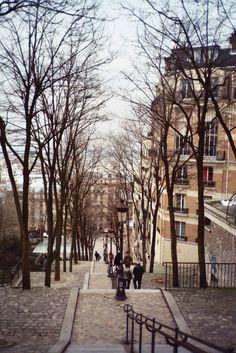 Monmarte, Paris, France