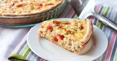 Cuisinez léger pour mincir ! Découvrez la recette minceur pour une tarte légère au poulet et poivron au curry