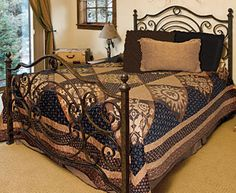 Old world beauty - quilts
