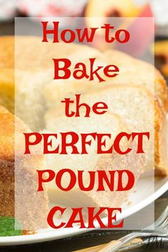 How to Bake the Perf