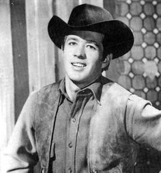 Clu Gulager as Billy the Kid - The Tall Man NBC Universal TV 1960-1962