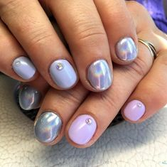 Cute and Simple Nail Art for School / Trendy And Delightful Gel Nail School Nail Art, Easy Nail Art, Simple Nails, Some Fun, Fun Nails, Nailart, Glamour, Creative, Sweet