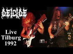 DEICIDE - Live Holland 1992