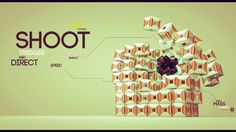 Cinema4D tutorial (shoot an object) on Vimeo
