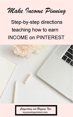MAKE INCOME PINNING
