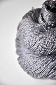 reaper's kiss - merino + silk + cashmere - laceweight