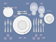 Here's What a Super-Elaborate Table Setting Looks Like — My First Thanksgiving