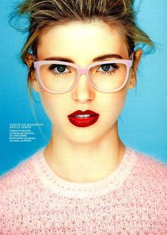 I'm swooning for this eyewear at Eyeconic! #shopeyeconic [Promotional Pin]