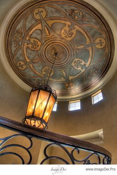 New Round Stairs Ceilings Ideas Ceiling Murals, Ceiling Decor, Ceiling Design, Ceiling Ideas, Roof Design, Wall Design, Dome Ceiling, Floor Ceiling, Faux Painting