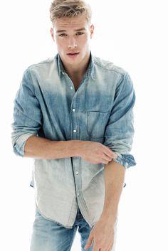 American Idle: Matthew Noszka: Models.com's Model Of The Week!