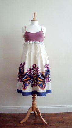 Upcycled Woman's Clothing Heather Light Purple por BabaYagaFashion