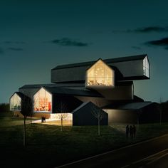 VitraHaus+by+Herzog+&+de+Meuron