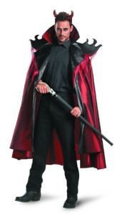 Unique Devil Costume for Men!