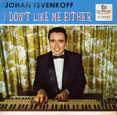 Johan Tsvenkoff - I Don't Like Me Either