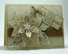 November Lesson of the Month...It's Like Stampin' with Me in My Kitchen