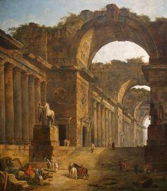 ⚜ Ruinas clásicas / classical ruins: