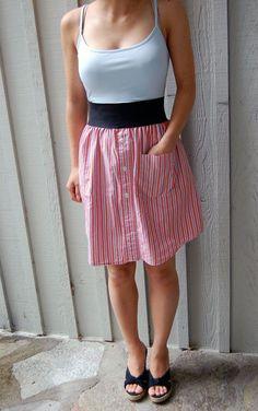 falda fashion
