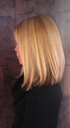 Long bob by 2013 new dress collection