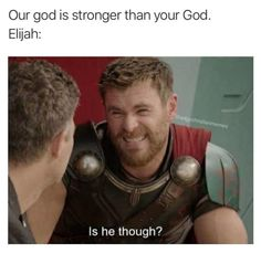 It's that time of the week where we round up some of our favorite Christian memes circulating the Internet! Here were 10 memes that we hope will give you a good laugh, too! A post shared by Christian Memes By Conor ( on May 2018 at PDT A post shared … Church Memes, Church Humor, Catholic Memes, Really Funny Memes, Stupid Funny Memes, Funny Relatable Memes, Funny Stuff, Funny Sarcasm, Funny Comebacks